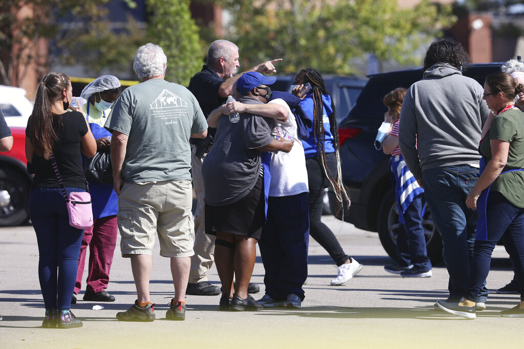 Tennessee mass shooting