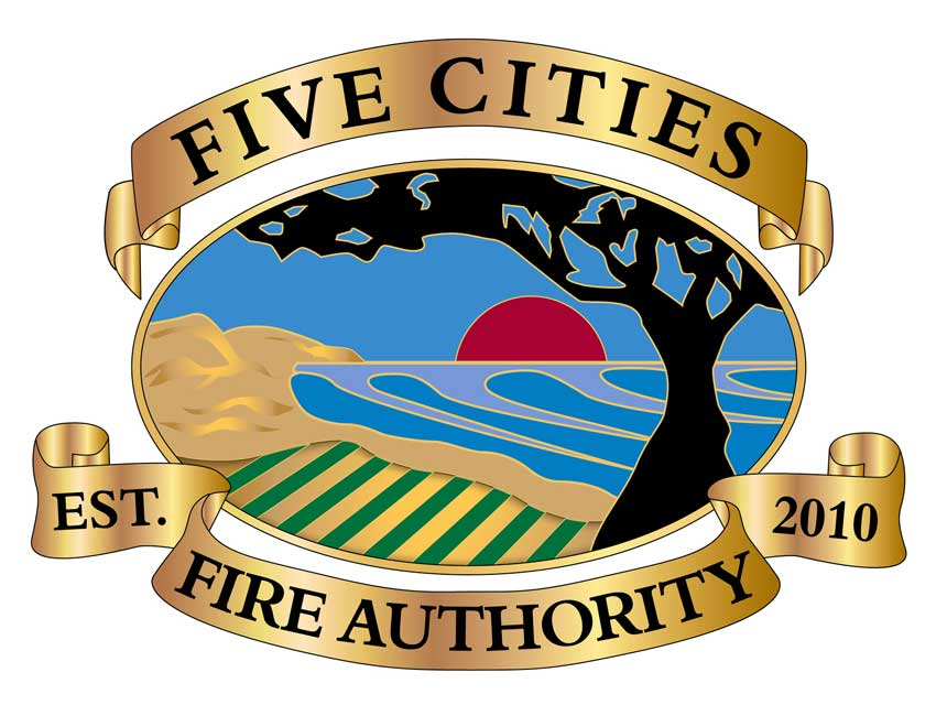 Five Cities CA Fire Authority