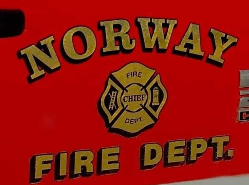 Norway ME Fire Department