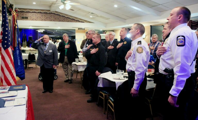Columbus (OH) Fire to Be Honored at Award Luncheon
