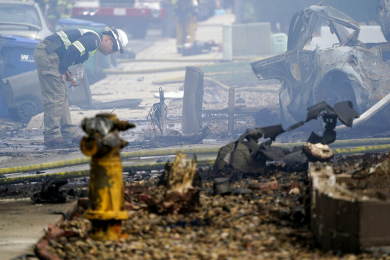 Pilot Told to Climb Before Plane Crash in San Diego (CA) Suburb