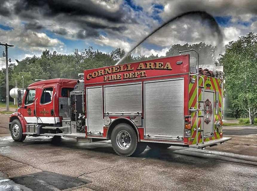 Cornell Area Fire Department WI