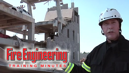 Training Minutes Throwback: David Rhodes on Tech Rescue